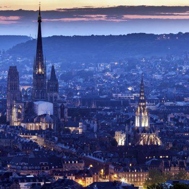 Un Week-end entre amis à Rouen, «au temps des cathédrales»