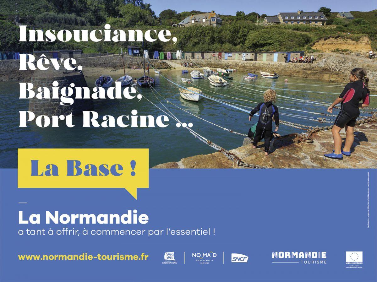 CRT Normandie - La Base - Port Racine