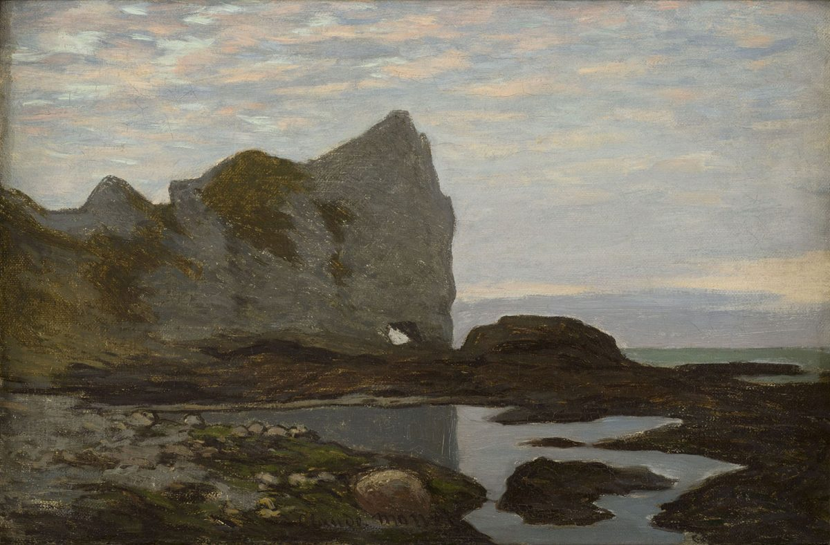 Claude Monet, Etretat