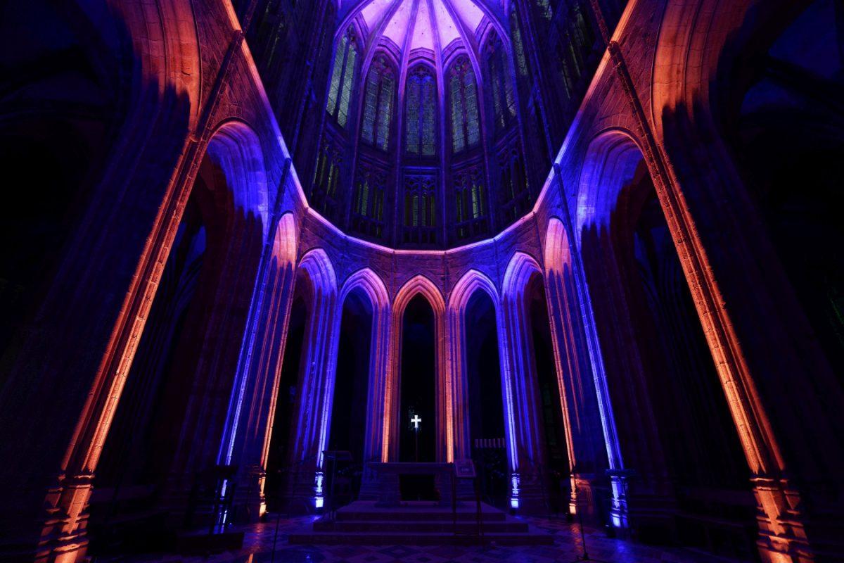 Noctunes à l'abbaye du Mont-Saint-Michel
