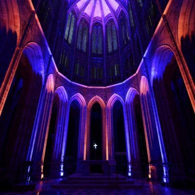 Les nocturnes de l'Abbaye du Mont-Saint-Michel