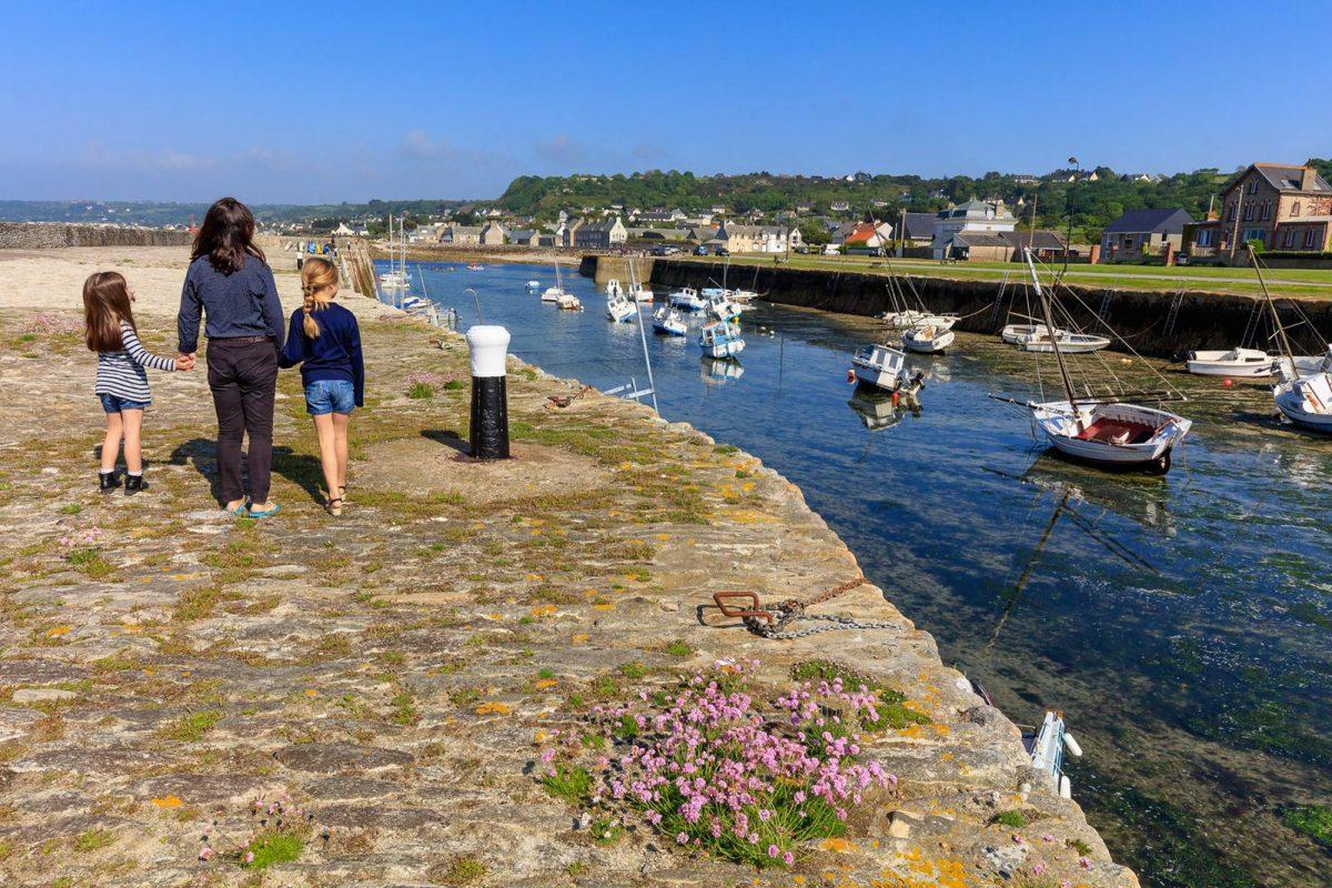 Port du Becquet Cotentin