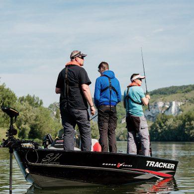 Sortie Pêche aux carnassiers sur la Seine