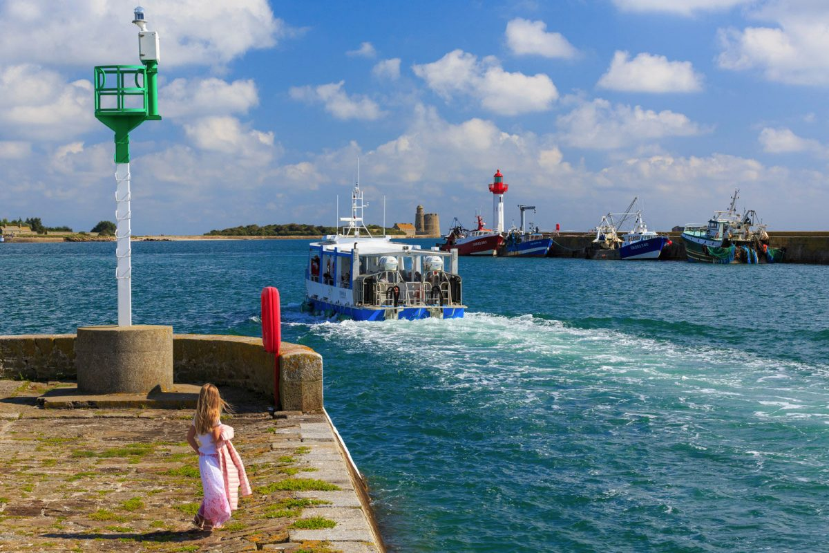 Tatihou dans le Cotentin