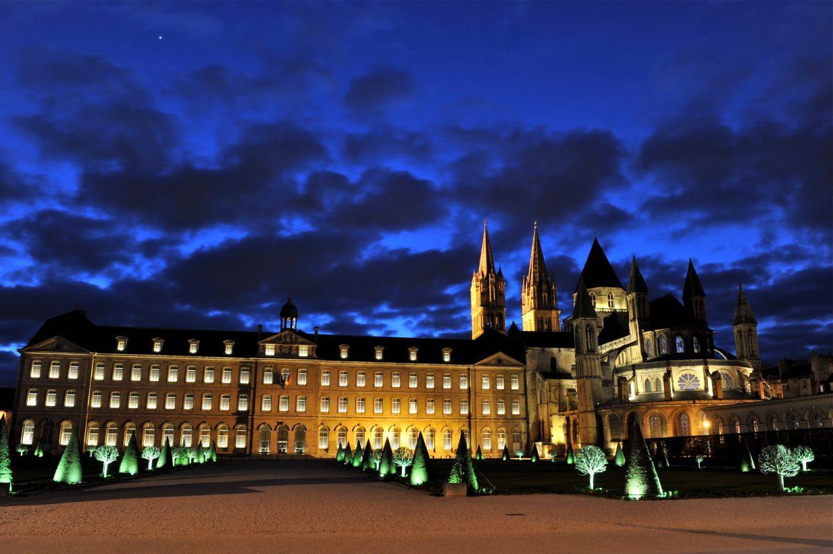 Abbaye aux Hommes de nuit