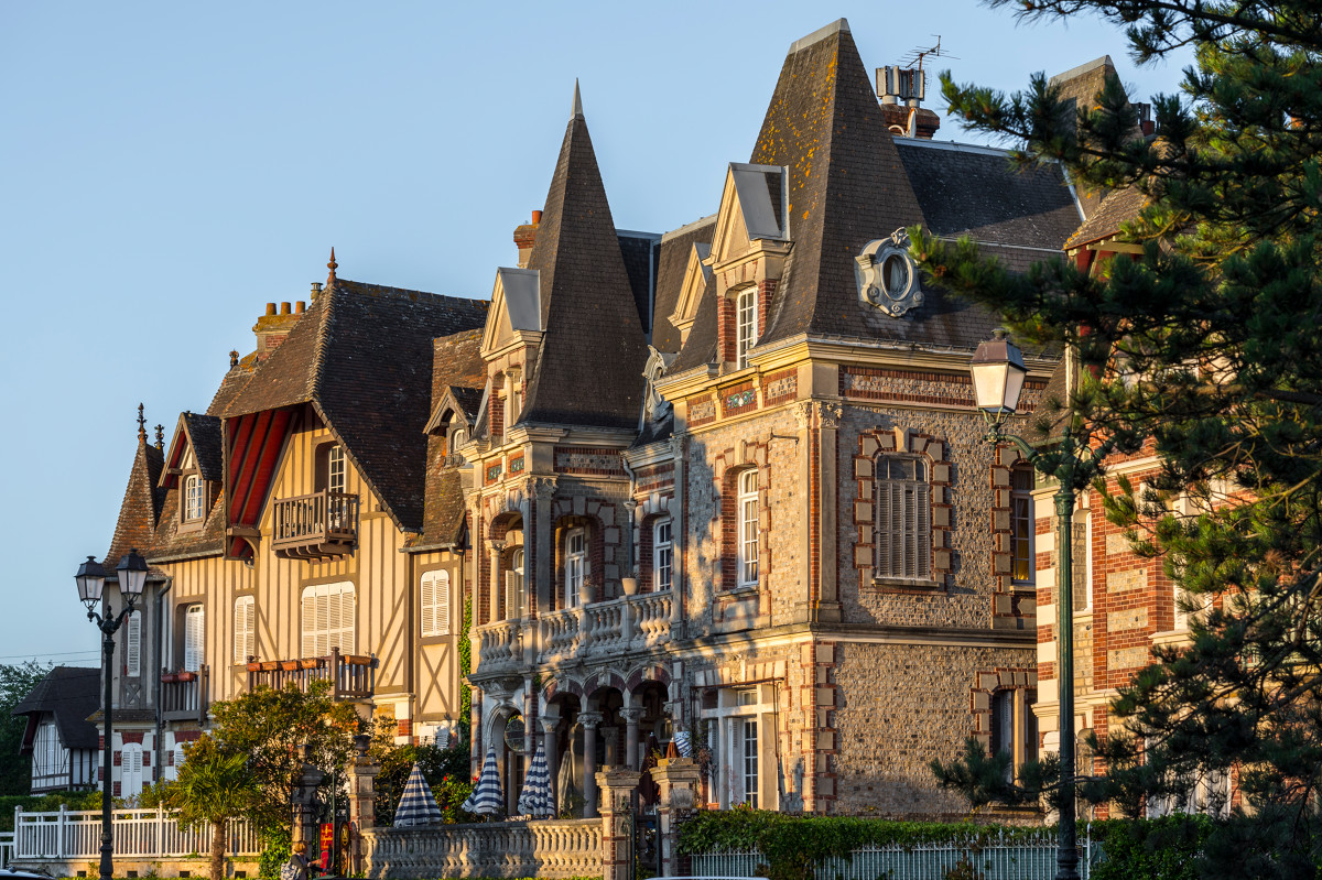 Villas de Cabourg
