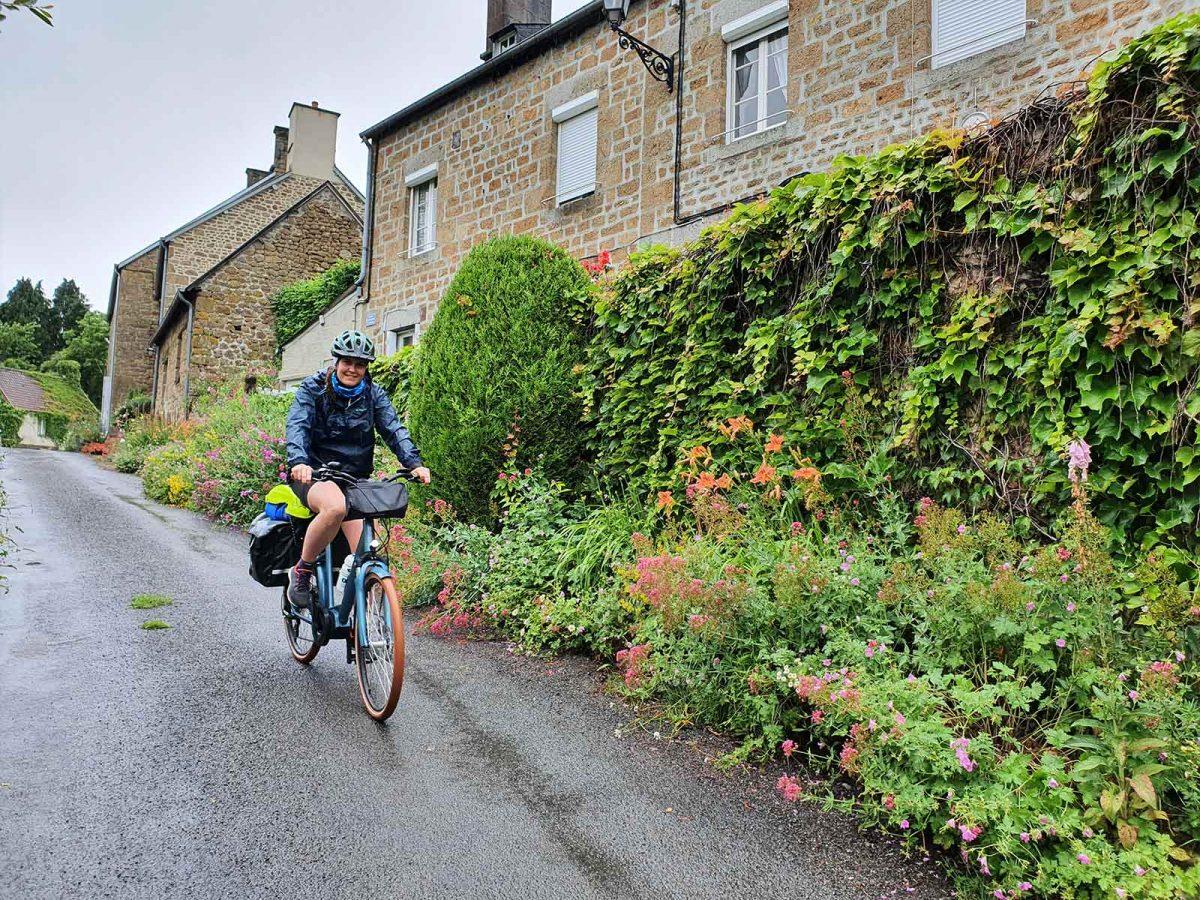 Le long de la Vélofrancette