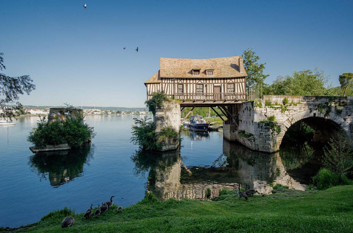 Vieux-Moulin de Vernon