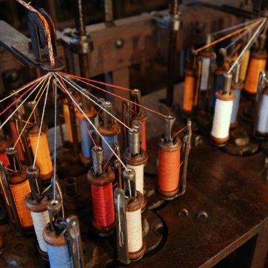 Quand le textile était roi, plongée au cœur du patrimoine industriel rouennais