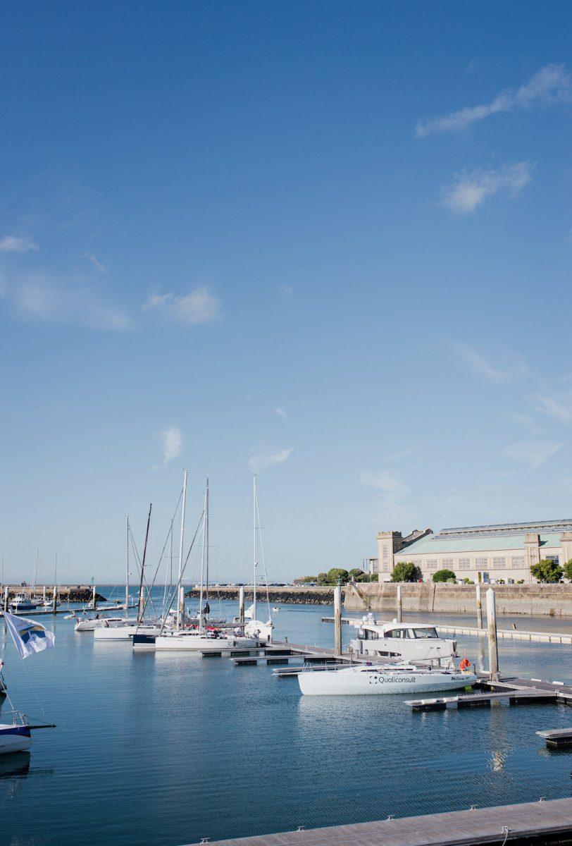 Port Chantereyne à Cherbourg