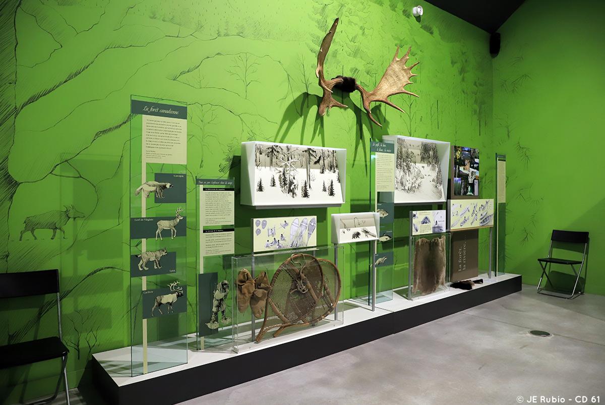 Musée de l'émigration française au Canada