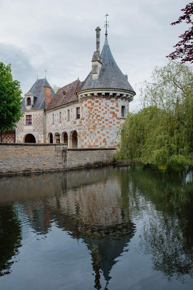 Château de St-Germain-de-Livet