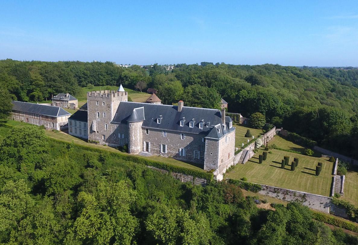 Le Château d'Orcher