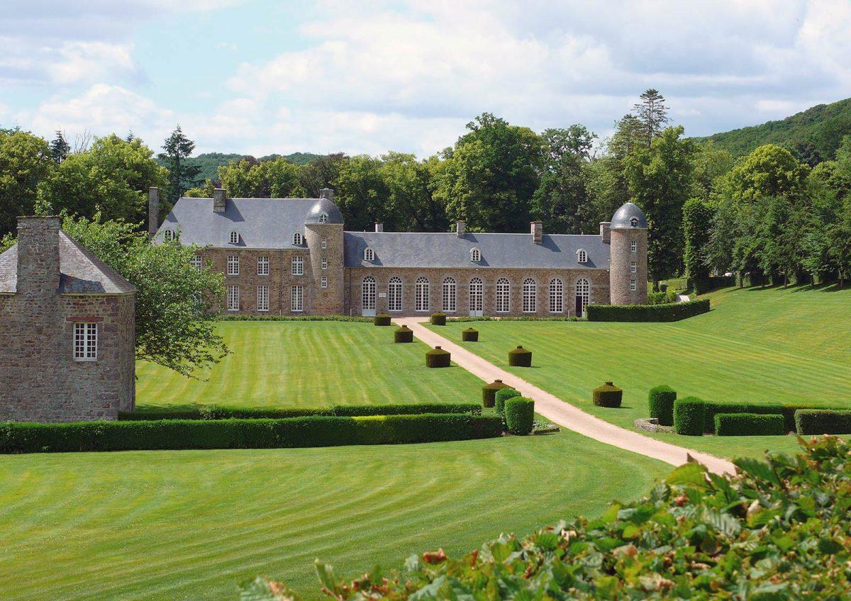 Le Château de Pontecoulant