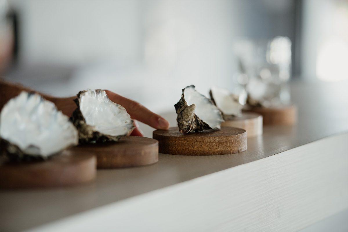 Expérience sublimer l'huître avec un chef à Courseulles-sur-Mer