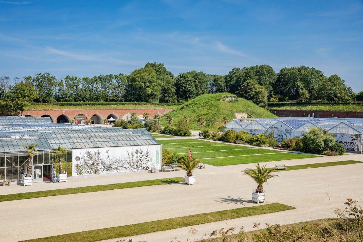 Jardins suspendus au Havre