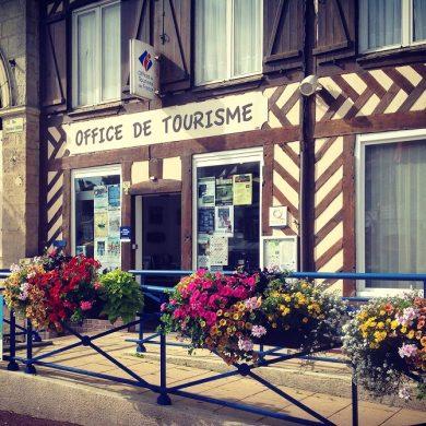 Bureau d'accueil de Beuzeville – Office de Tourisme communautaire de Honfleur