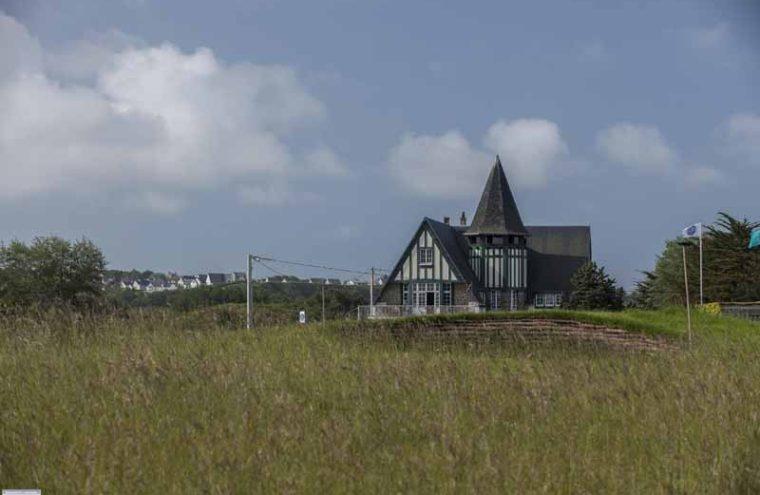 2012_Golf de Granville_Club House_TIS