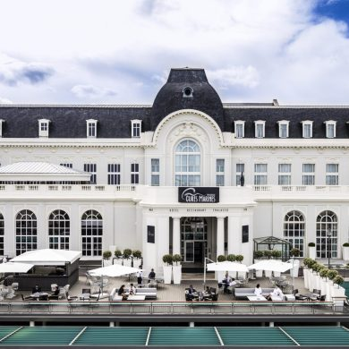 Hôtel MGallery des Cures Marines Trouville – Thalasso & Spa marin