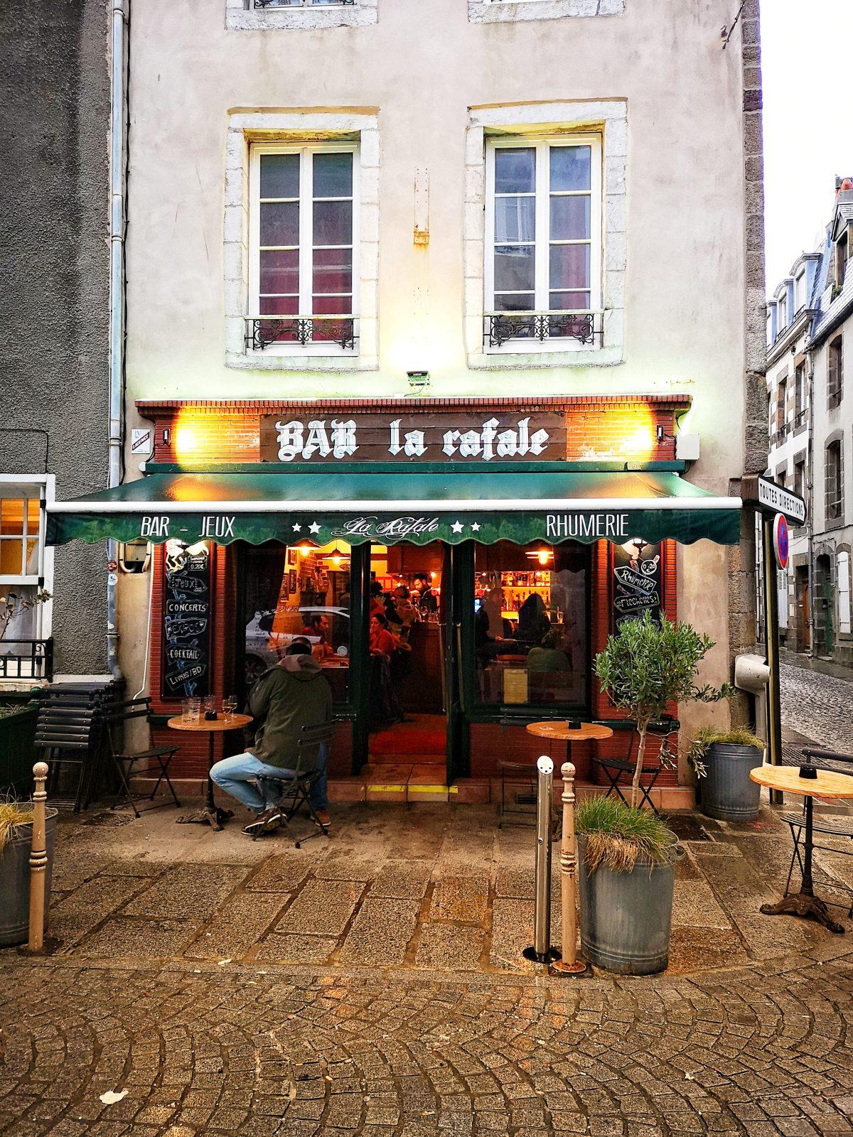 La Rafale 100 % local !