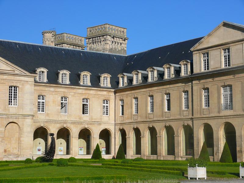 CAEN_Abbaye aux Dames