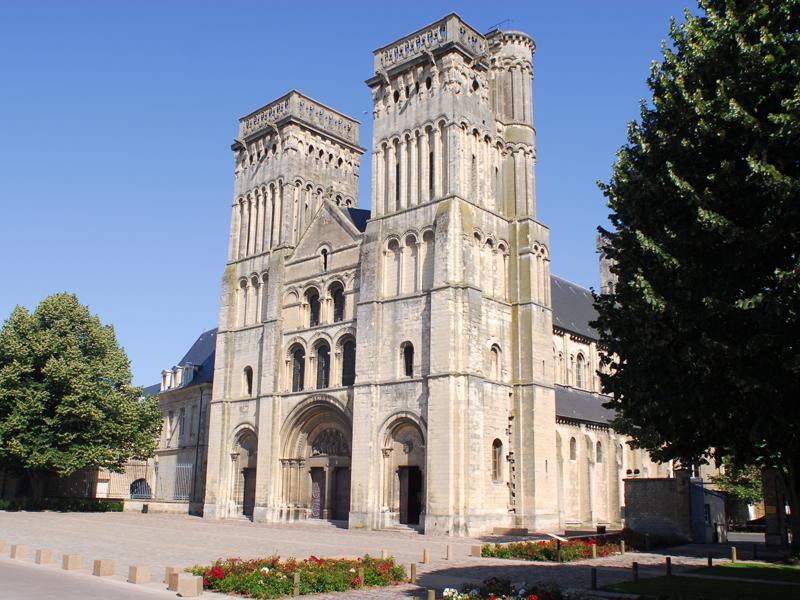 CAEN_Eglise abbatiale de la Trinité