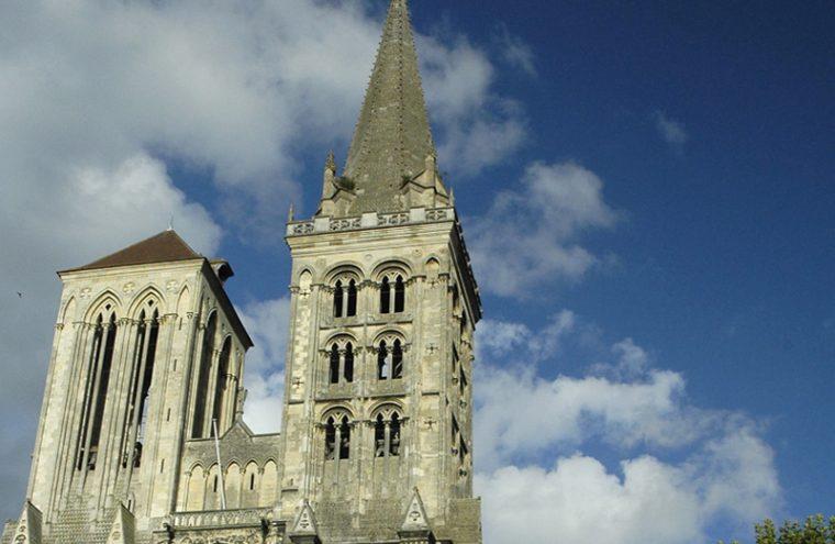 Cathedrale Saint Pierre, clocher – Lisieux