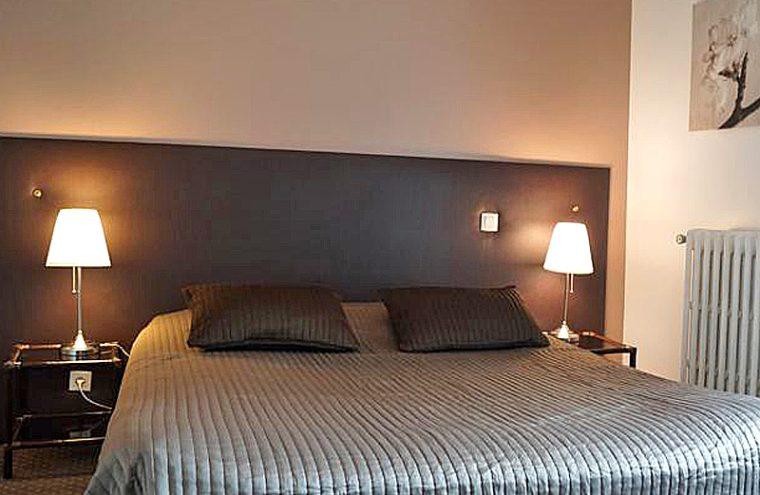 Hôtel du Golf – Clécy – chambre