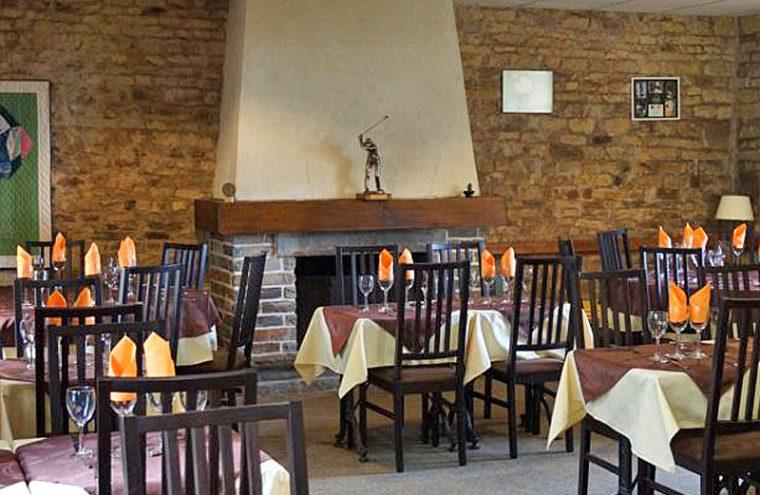 Hôtel du Golf – Clécy – restaurant