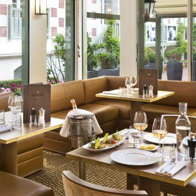 Restaurants à Deauville