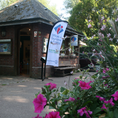 Office de Tourisme Normandie Caux Vexin – Bureau de Clères