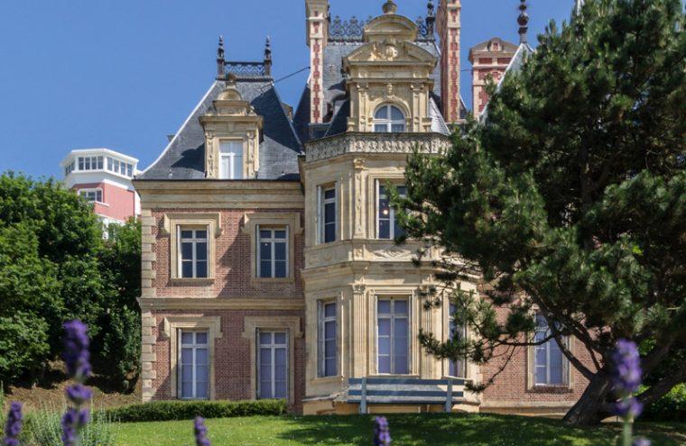 Musée-Villa Montebello à Trouville sur Mer