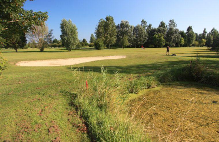 Golf public de Cabourg