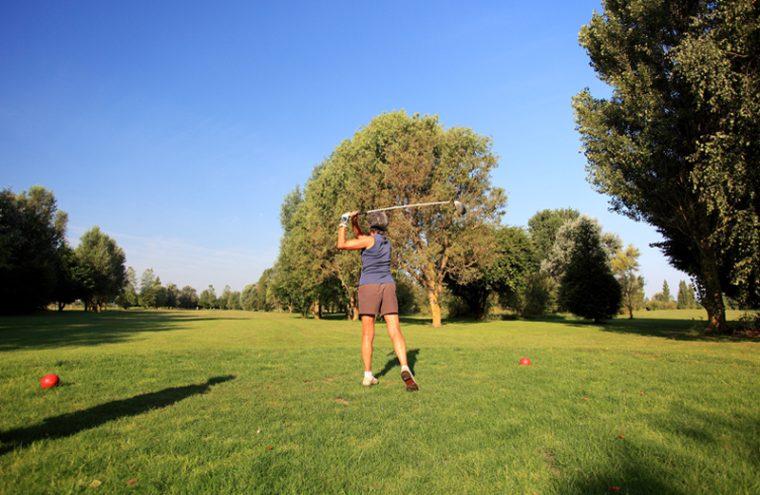Golf Public de Cabourg – Golfeuse